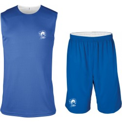 Maillot + short réversible B2G